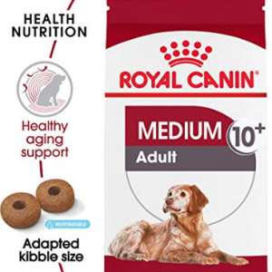 Royal Canin Size Health Nutrition Medium Aging 10+ Dry Dog Food